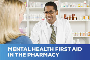 Pharmacy MHFA Course