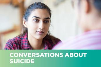 Conversations About Suicide MHFA Course