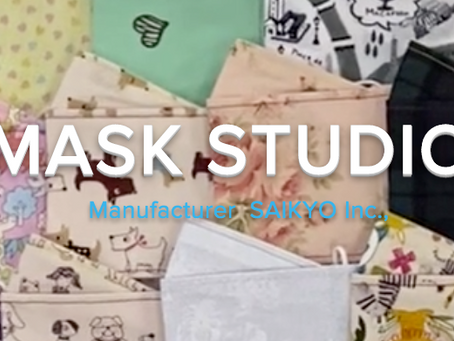 Mask Studio  OPEN!