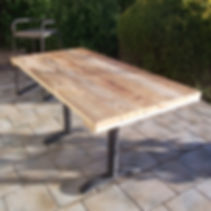 TABLE BISTROT 150