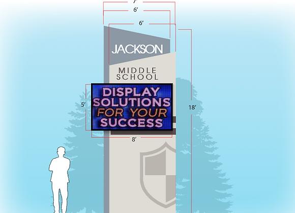 Jackson Option C