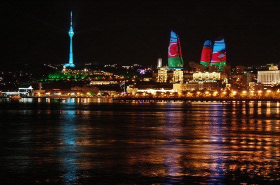 AZERBAIJAN : LAND OF FIRE BUT ALSO LAND OF WINE