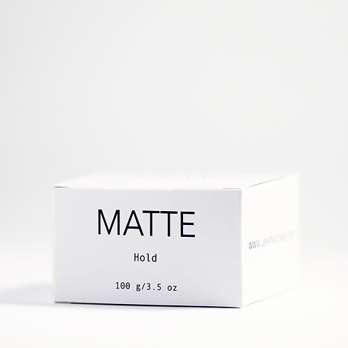 MATTE Hold Clay
