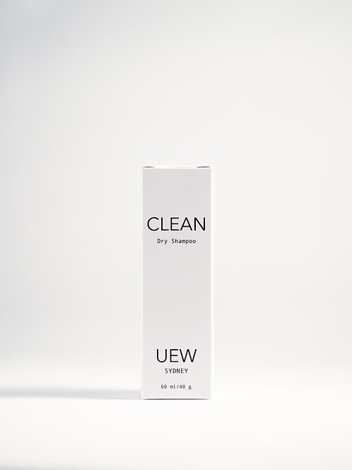 CLEAN Dry Shampoo