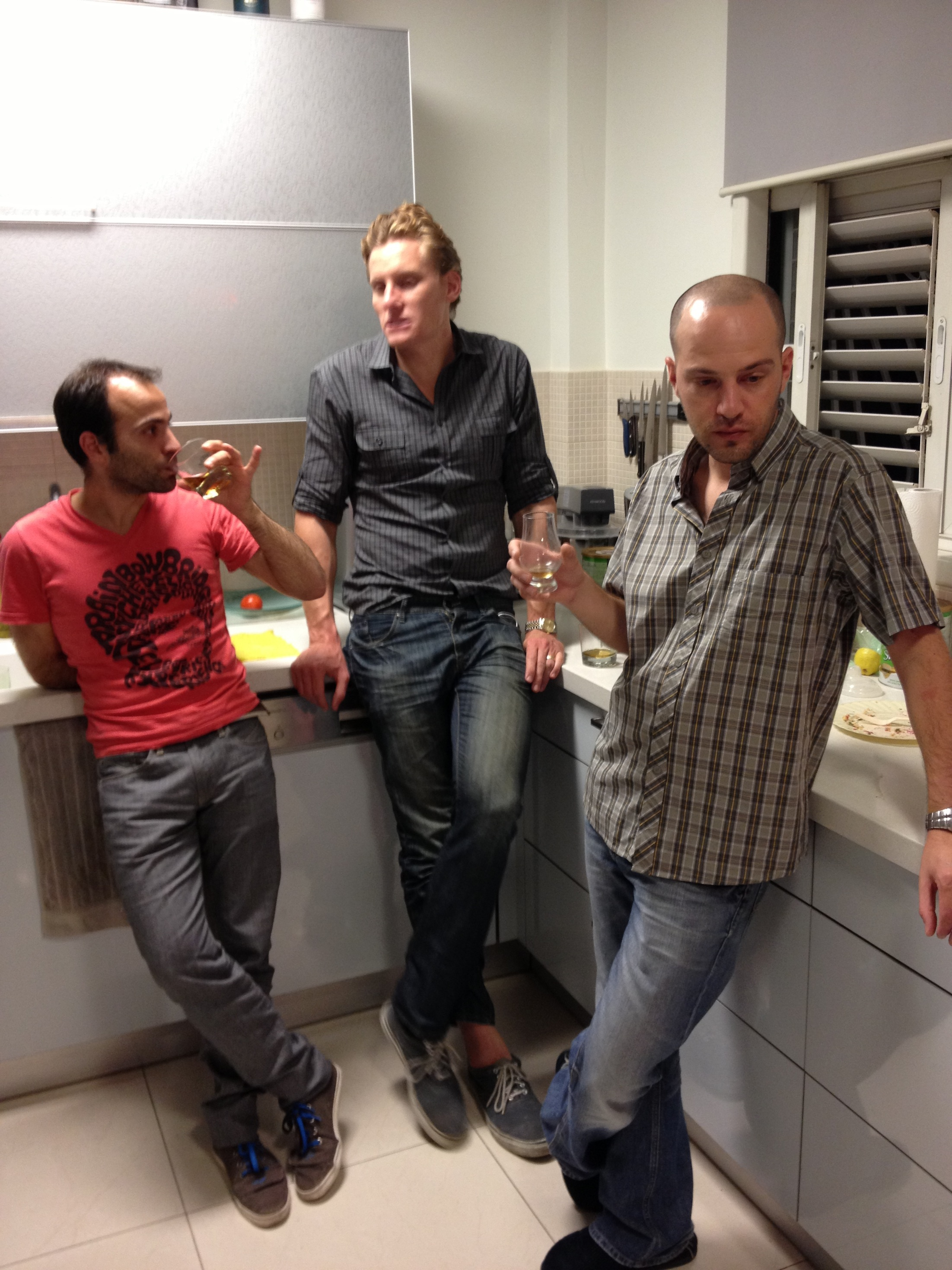 Asaf Alon's dinner party