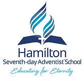 Hamilton SDA school Logo_educating etern