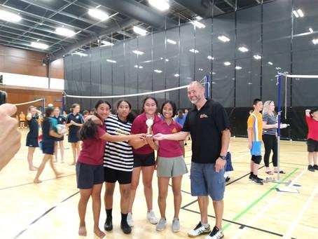 Our Girls Volleyball Team Triumph