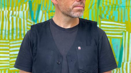 Meeting #ArtistSupportPledge founder: Matthew Burrows