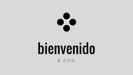 We partner with Bienvenido a Copenhague