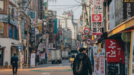 "THE ""A"" SPOTLIGHT: Humans of Seoul"