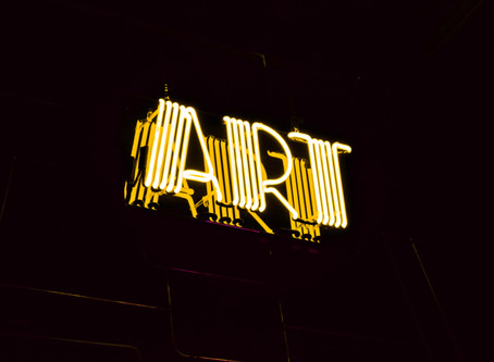 """Introducing Weekly Meetings and Interviews With Artists: THE """"A"""" SPOTLIGHT"""