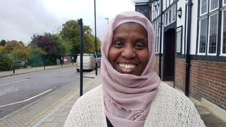 Amina Ismail - Back The Bid!
