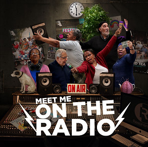 Meet Me at the Albany takes to the airwaves!