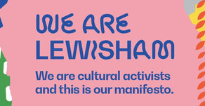 Our Manifesto for London Borough of Culture
