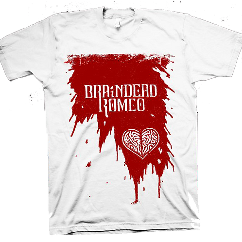 BLOOD SPATTER TEE