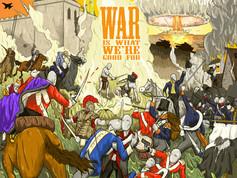 WAR! (It's coming....)