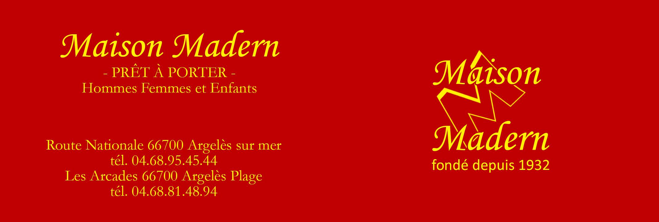Carte De Visite Madern Recto 2