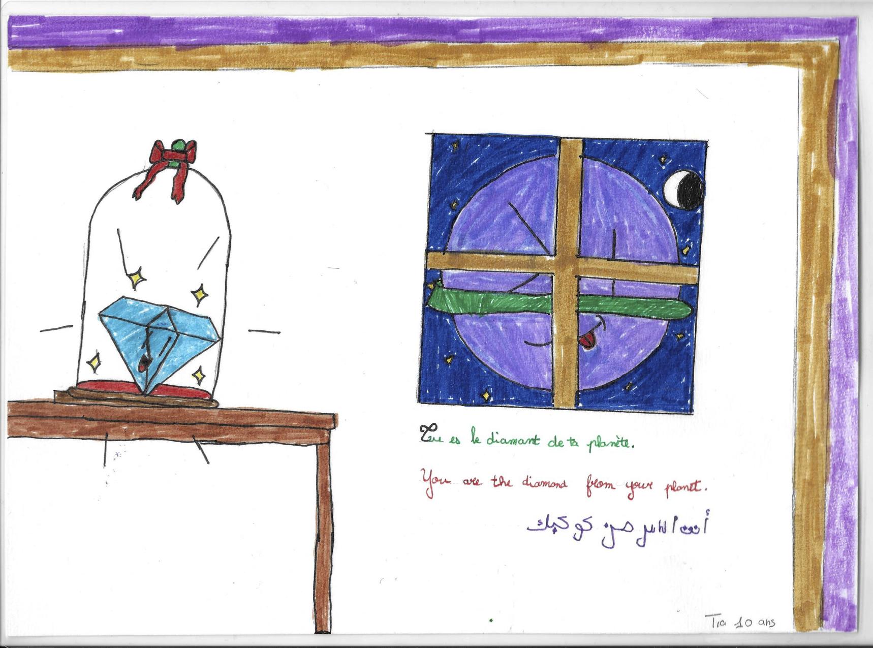 dessin enfant 5