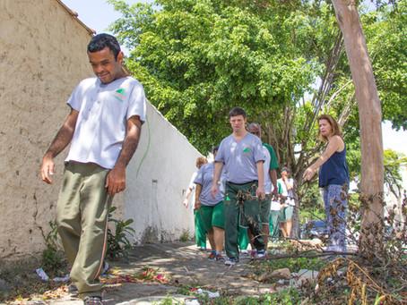 Adere Gentil: cuidar da comunidade que cuida de nós