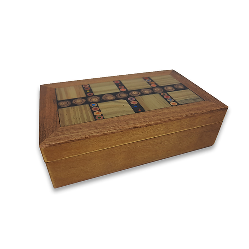 Caixa retangular de Imbuia