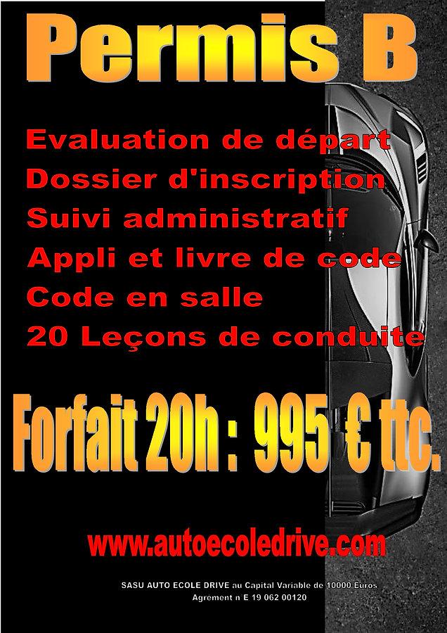 Tarif permis B-auto ecole drive- 26 rue des 4 coins-62100 calais.jpg