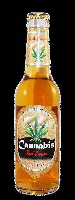 Cannabis Bottle