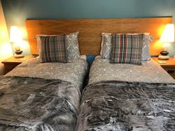 Room 4 Twin/Super king en suite