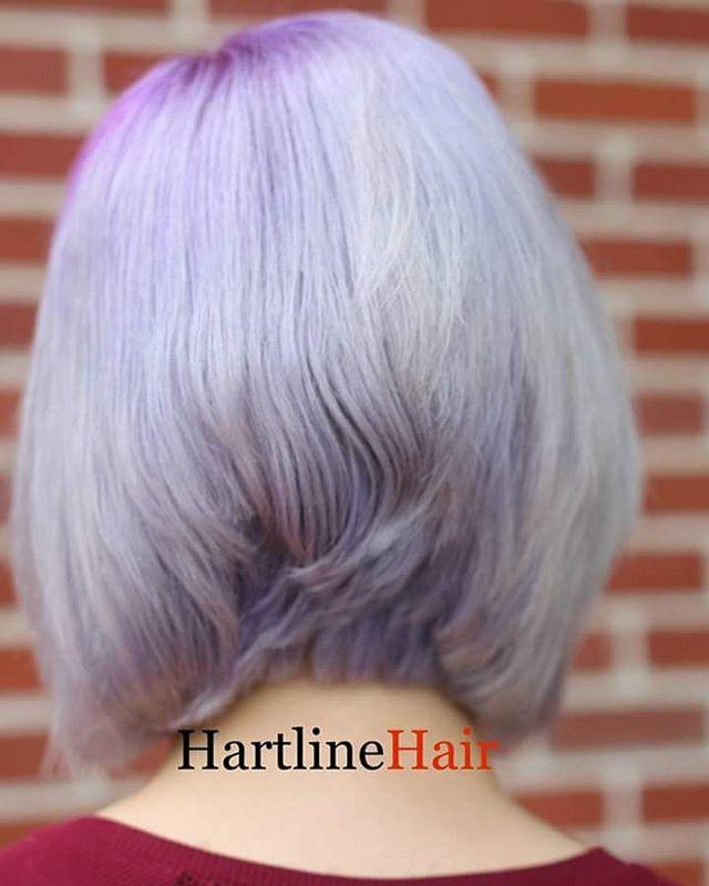 Unicorn Silver Vivid Hair