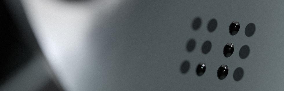 .lumen Braille logo background