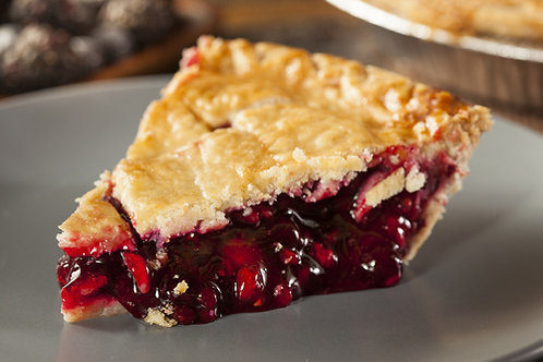 Triple Berry Pie DIY Kit (Traditional, Gluten-Free and Dairy-Free options)