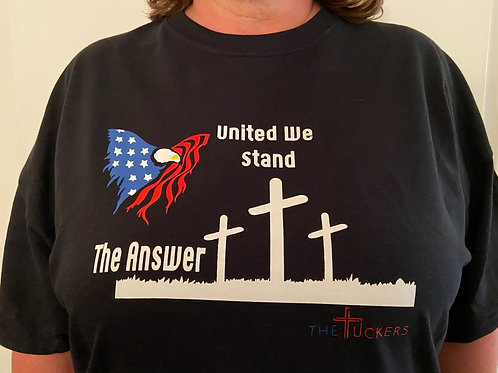 """""""The Answer"""" T-Shirt"""