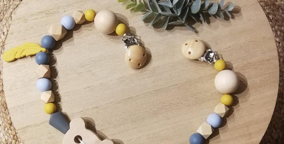 Arche de perles à croquer