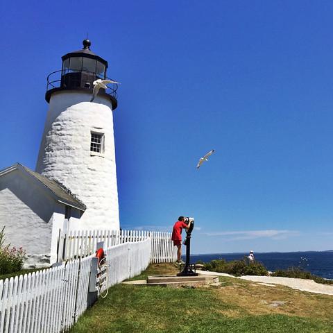 Pemaquid Point, Bristol, Maine (08/02/15)