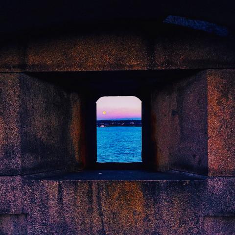 Spring Point Ledge Light, South Portland, Maine (01/11/17)