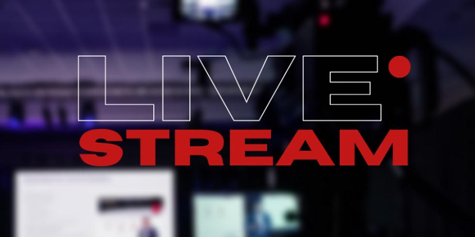 Gateway Live Stream - 10am on YouTube