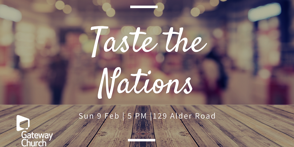 Taste The Nations