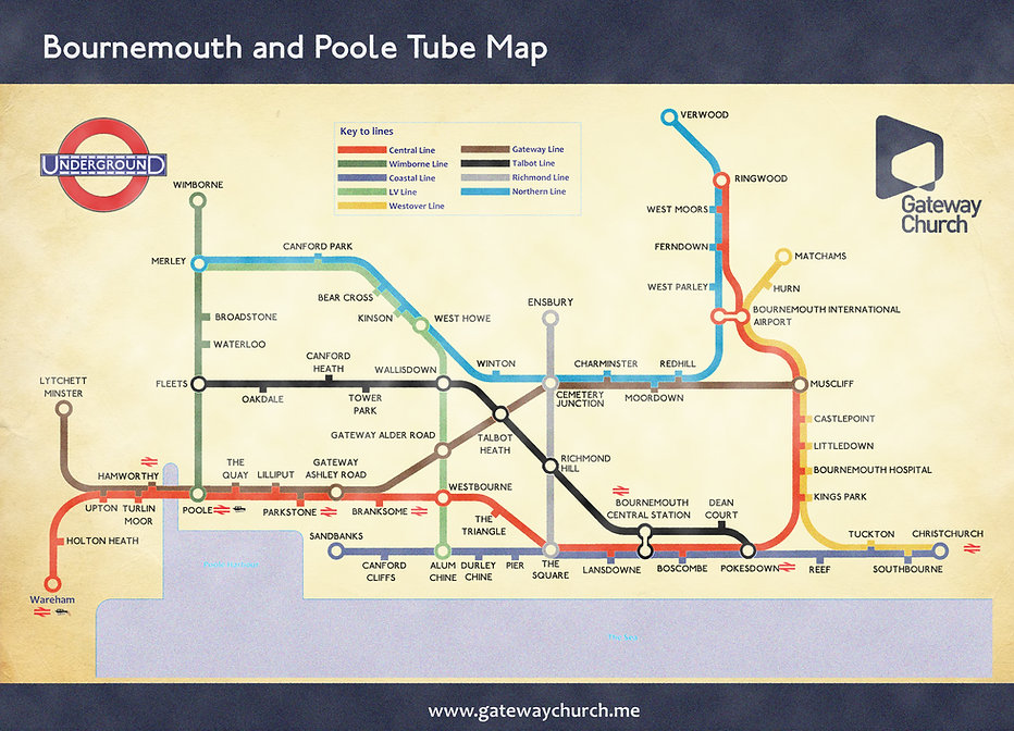 Bournemouth and Poole Underground_Gatewa