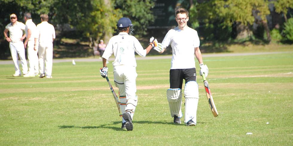 Gateway v Broadstone Cricket match