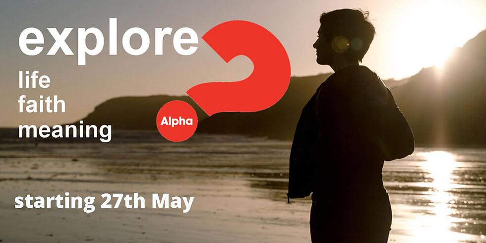 Online Alpha launch