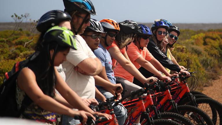 Biking The Bounds Prayer Event