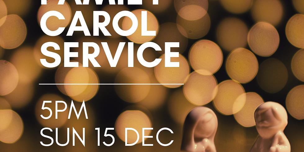 Family Carol Service
