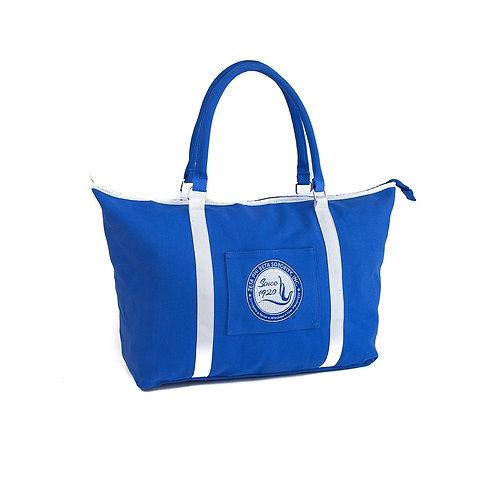 Zeta Canvas Tote Bag