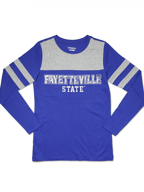 Fayetteville State Long Sleeve Shirt