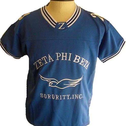 Zeta Football Jersey