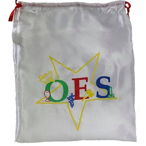 OES Drawstring Shoe Bag
