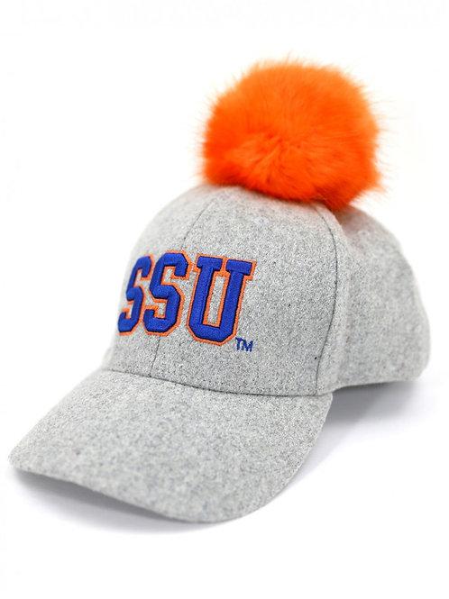 Savannah State Pom Hat