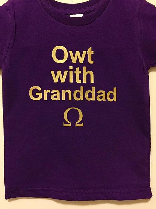Owt with Granddad Shirt