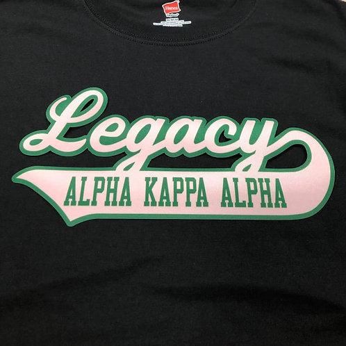 AKA Legacy Shirt