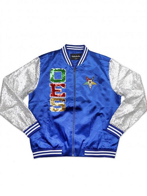 OES Sequin Jacket