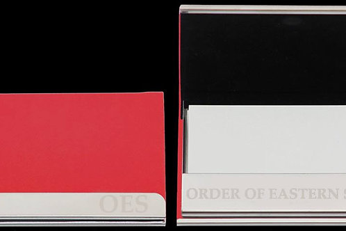 OES Business Card Holder